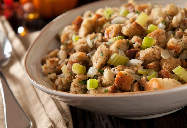 4 Healthy Thanksgiving Food Swaps