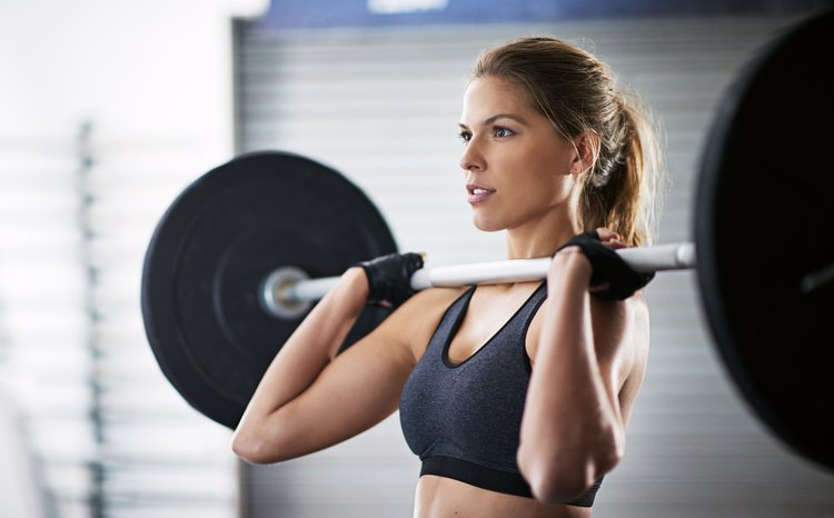 Weight Lifting for Weight Loss