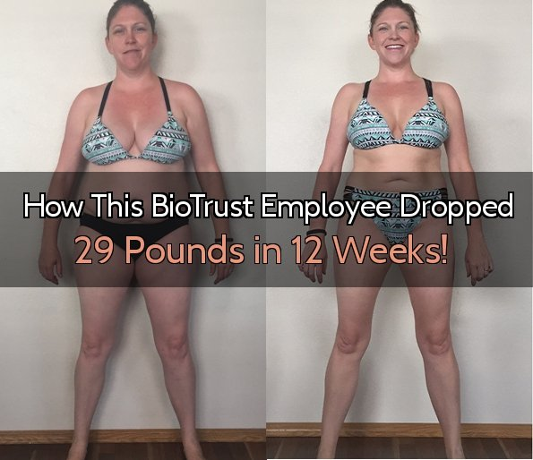 Success Story: How Caitlin Dropped 29 Pounds in 12 Weeks