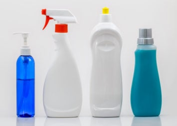 9 Dangerous Household Cleaners