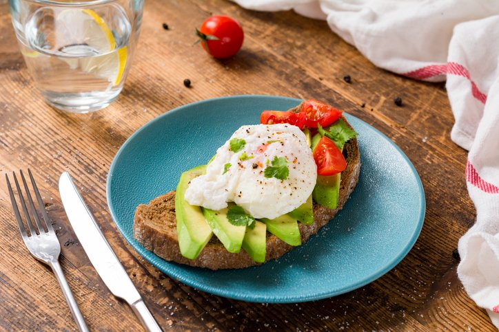Healthy Breakfast in Bed Recipes