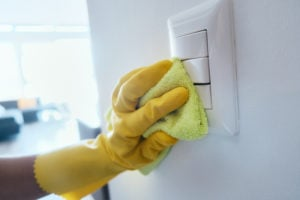 Places Germs Are Hiding In Your Home