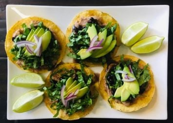 Vegan Tostadas Recipe