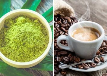 Matcha vs. Coffee