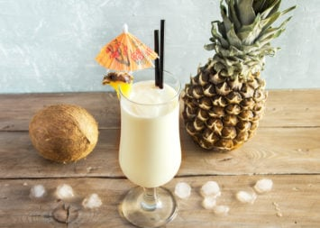 Tropical Protein Smoothie Recipe