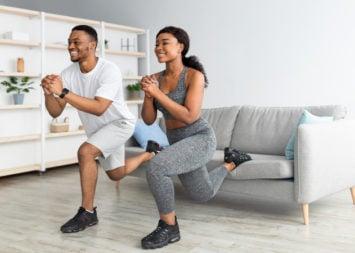 Exercises While Watching TV