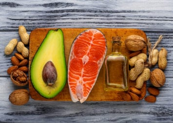 Healthy High-Fat Foods