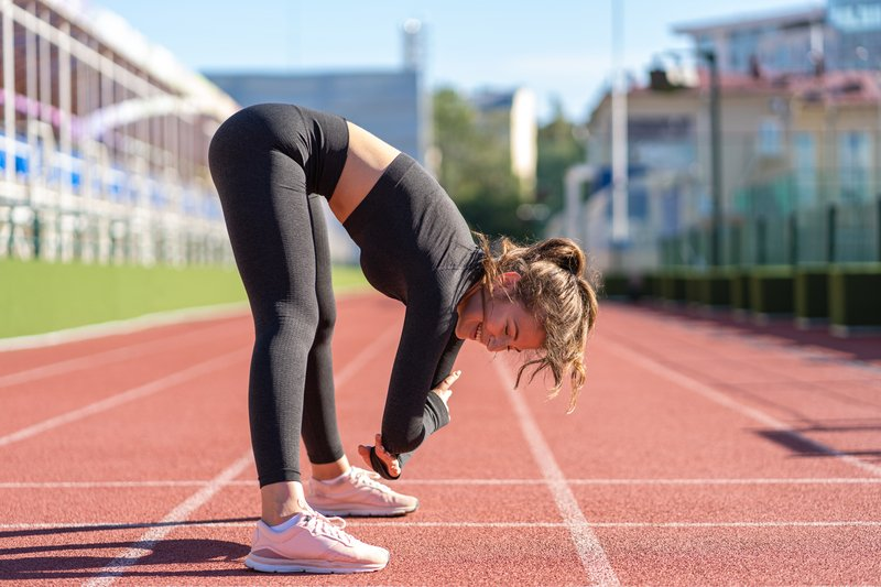 Hamstring Stretch for Back Pain